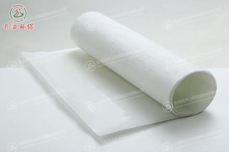 Single textile plus one membrane